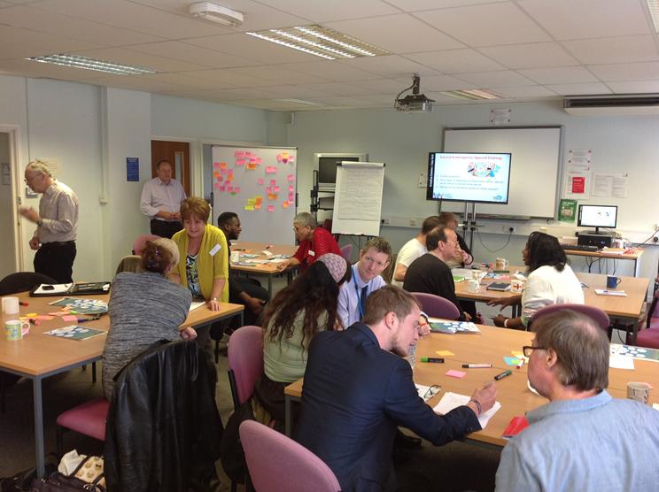 Social Enterprise Peer Mentoring Hub Photo
