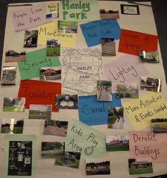 hanley park display