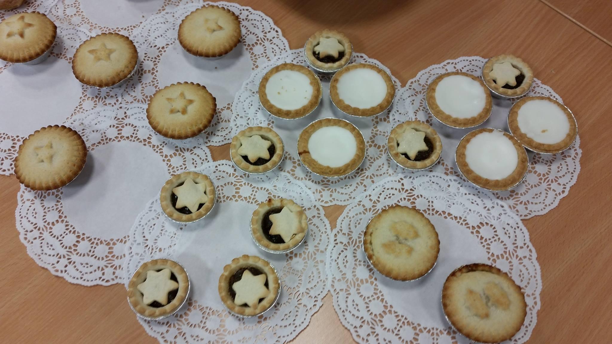 Christmas Mince Pie Photo 2
