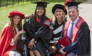 Liz Barnes Graduation 2016