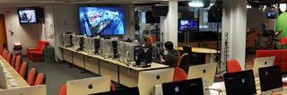 Staffordshire University News Room