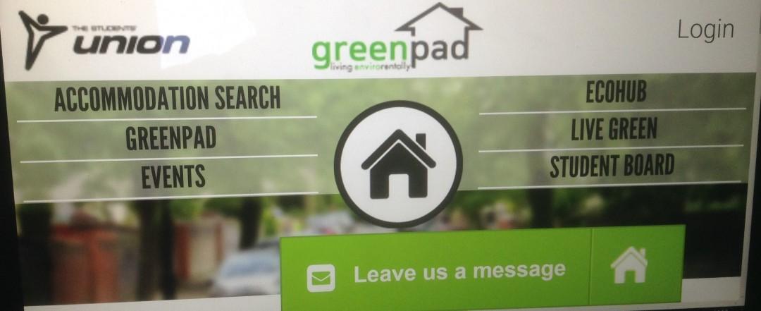 greenpad website