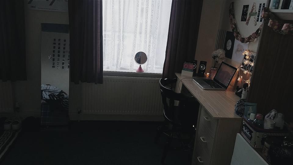 Annrose's room