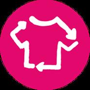 DoNation clothes logo