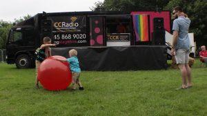 Chelmsford Community Radio at Essex Pride