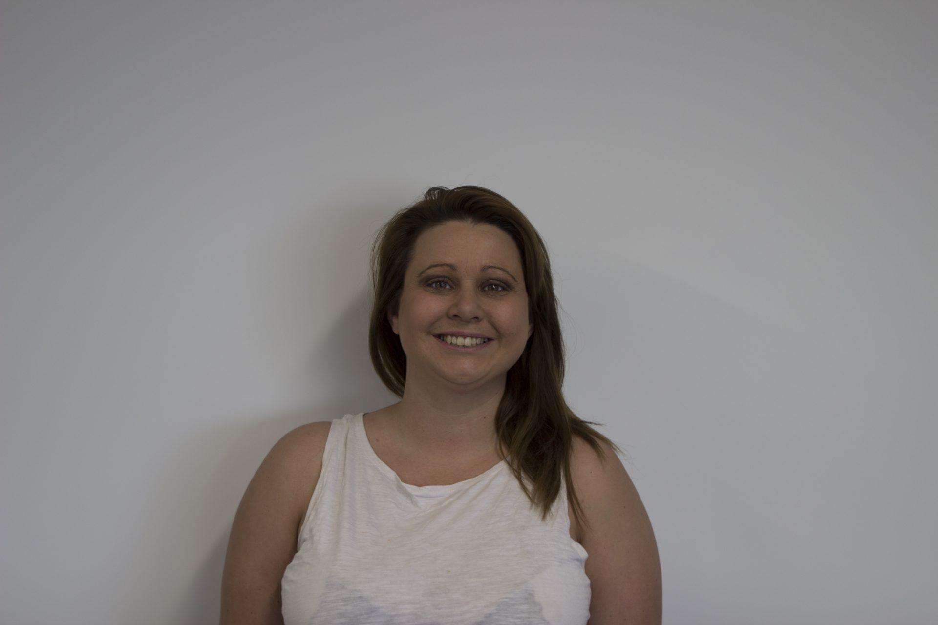 Lauren Welsh profile shot