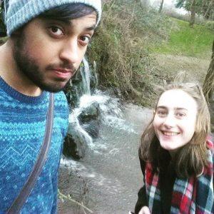 Hanley Park Waterfall