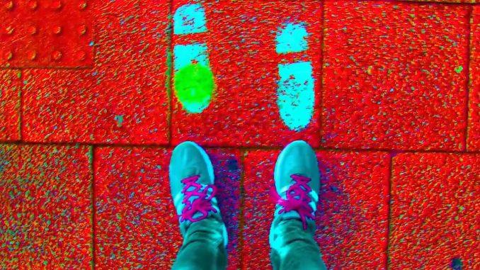 BeSafe campaign footprints